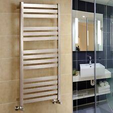 Algarve Designer Central Heating Stainless Steel Towel Rail Towel Warmer