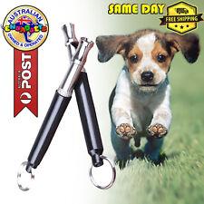 Pet Dog Training Whistle Adjustable Pitch Sound Puppy Anti Bark