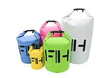 Flash House Waterproof Bag Dry Sack Fishing Camping Canoeing Kayak 2L/5L/10L/20L