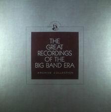 2LP SAMMY KAYE /HAL MCINTYRE u.a- The Great Recordings Of The Big Band Era 35/36