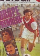 1978 france football n*1692 MONACO LIVERPOOL EUROPE