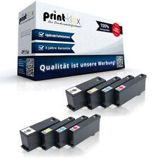 8x Cartuchos de tinta para Lexmark 100xl Cabezal impresión tinte-drucker