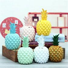 Ornement d'ananas décor de chambre table gadget cadeau original créatif mignon
