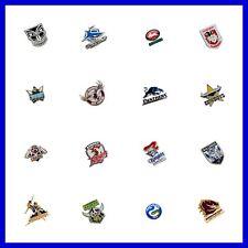 NRL Team Logo Lapel Pin Metal Badge - Select Team