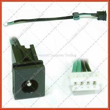 DC JACK POWER PJ067 2.5mm TOSHIBA Satellite C650, L505, L505D  (Con Cable)