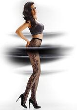 Sexy Women Fishnet Net  Pattern Jacquard Pantyhose Tights