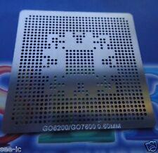 New Stencil Template GO7600T-N-A2 GO7600T-H-N-B1 GO7600T-N-B1 GO6600 GO7700-N-B1