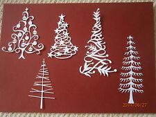 Christmas Tree die cuts