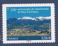 FRANCE AUTOADHESIF N°  469 ** MNH neuf sans charnière, Rattachement de Nice, TB