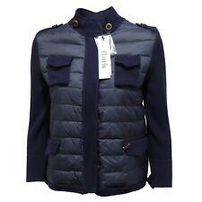 5643N giubbotto donna BARK blu jacket woman