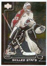 00/01 UPPER DECK SKILLED STARS Hockey (#SS1-SS20) U-Pick from List