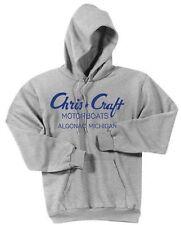 Chris Craft Hoodie Sweatshirt