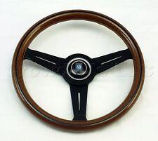 Nardi Steering Wheel Classic Wood/Black 330 mm New