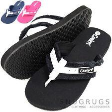 Ladies / Womens Summer / Holiday / Beach Flip Flops / Sandals