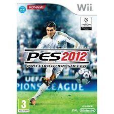 *Pro Evolution Soccer 2012 Wii* PAL Complete (PES 12) ~Fast & Free Postage~ ELE7