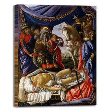 Botticelli scoperta cadavere Oloferne quadro stampa tela dipinto telaio arredo