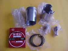 Yamaha YL1 100cc Twin Jet Standard Piston Rings Pins Clips Piston Kit 100