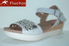 Sandalia piel marca Fluchos tallas 36 a 41