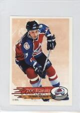 1995-96 Panini Album Stickers #248 Valeri Kamensky Quebec Nordiques Hockey Card