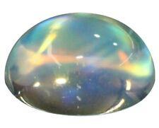 Natural Extra Fine Rainbow Moonstone - Oval Cabochon - Sri Lanka - Extra Fine Gr