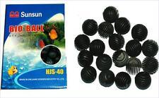 bio ball Materiale filtrante  25 mm per filtro acquario laghetto