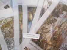 Hudemas Large Landscape (Kinkade) Needlepoint Canvas Your Choice-30x40 cm (12x15