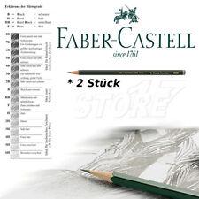 Faber Castell Bleistift Stift HB H B verschiedene Stärken *2 Stück*