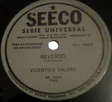 VICENTICO VALDES Una Cancion Por La Manana LATIN 78
