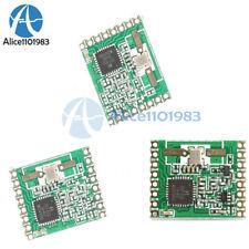 RFM69HW RFM69CW RFM69W 443Mhz 868Mhz 915Mhz Wireless Transceiver Rfm12b AL