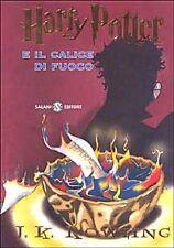 HARRY POTTER E IL CALICE DI FUOCO - COPERTINA RIGIDA - PRIMA EDIZIONE