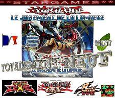 YU-GI-OH! JOTL LE JUGEMENT DE LA LUMIERE STR/ULT/UR/SR/RARES CARTES 1 EDITION FR