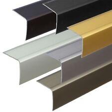 900 mm x 35 mm x 35 mm, Anodised Aluminium Anti Non Slip Stair Edge nez de marche Trim a41