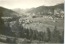 VIGO E LAGGIO DI CADORE COL M.ANTELAO (BELLUNO) 1960
