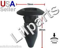 Bumper Fender Apron Screw Grommet Nut Clip A20925 N908-214-01 VW Jetta Audi