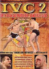 IVC 2 International Vale Tudo Wanderlei Silva Axe Murderer (DVD, 2005)