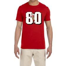 San Francisco 49ers Jerry Rice 80 T-shirt