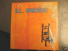 "R.L. BURNSIDE / RL BURNSIDE ""WISH I WAS IN HEAVEN"" - LP"