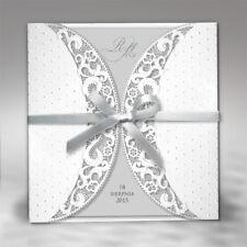 Einladungskarte für Hochzeit 1218 mit Umschlag! Hochzeitseinladungskarte