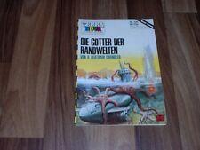 TERRA NOVA  # 106 -- Die GÖTTER der RANDWELTEN // von Bertram Chandler 1968