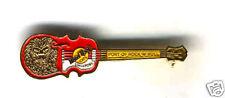 Hard Rock Singapore Lion guitar pin