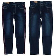 Damen Jeans Frauenjeans StretchjeanS HoSe Gr.40-50 W32-W40 gerade #D-Jx2x