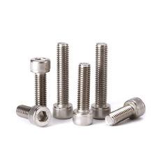 """6#-32x5/32"""" 3/16""""-2"""" Allen Cylinder Head Screws Stainless Steel Column Bolt Nuts"""