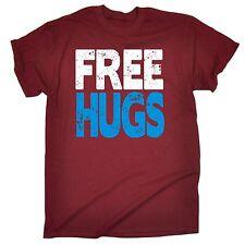 Free Hugs T-SHIRT Tee Love Boyfriend Girlfriend Cute Funny Gift fathers day