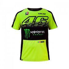 Oficial Valentino Rossi VR46 2017 Monza réplica t'shirt - momts 274428