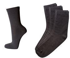 6 - 18 Herrensocken schwarz Business Herren Socken Strümpfe Freize Vakuumbeutel