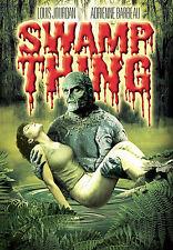 Swamp Thing DVD