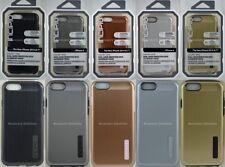 """Incipio Apple iPhone 6S (4.7"""") DualPro Shine Brushed Aluminium Finish"""