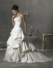 Abito da sposa - Wedding dress - Satin - Ricamato - 00102