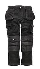Dickies CABALLEROS Eisenhower Máximo Pantalón Negro/gris VARIOS TALLA eh30050
