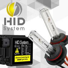 8000K HID XENON 9007/HB5 LOW BEAM HEAD LIGHTS BULBS CONVERSION KIT W/BALLAST CA1
